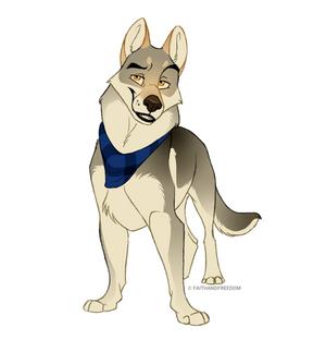 Czechoslovakian Wolfdog