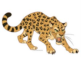 Jaguar by faithandfreedom