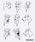 Sebastian Expressions Sheet