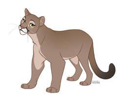 Cougar by faithandfreedom