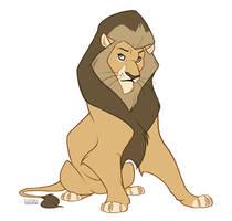 Lion by faithandfreedom