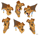 Another Set of Sebastian's Expressions