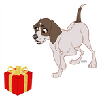 Poochember DAY 8 - German Shorthaired Pointer