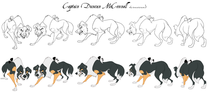 Captain Duncan McConnell turnaround