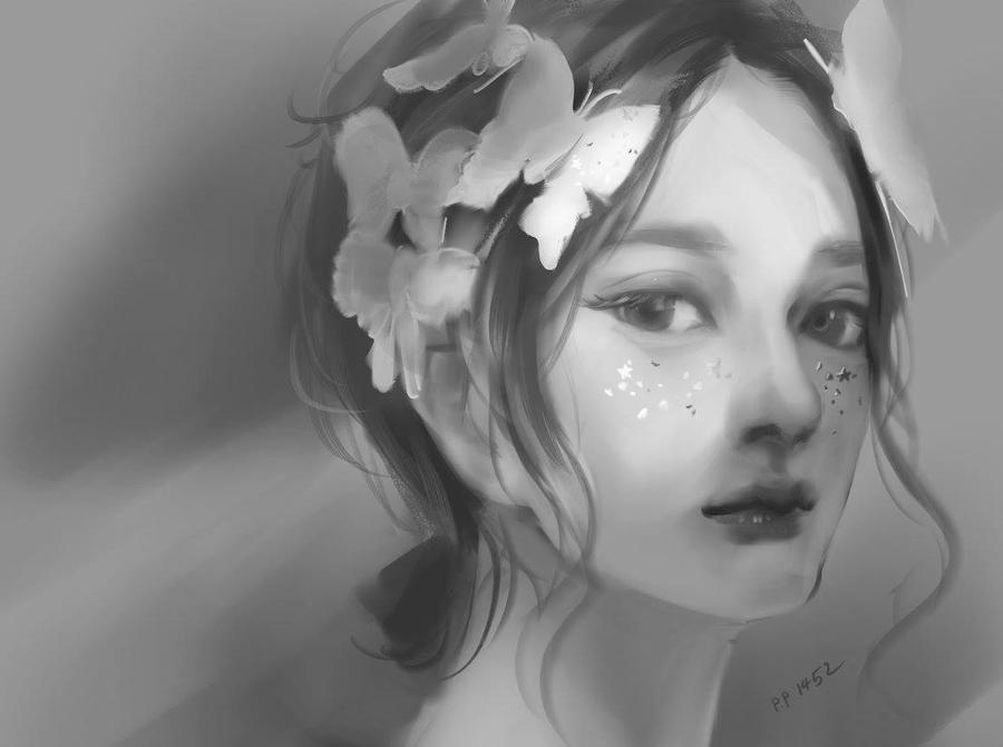 Asean girl-1 by Pipan1452