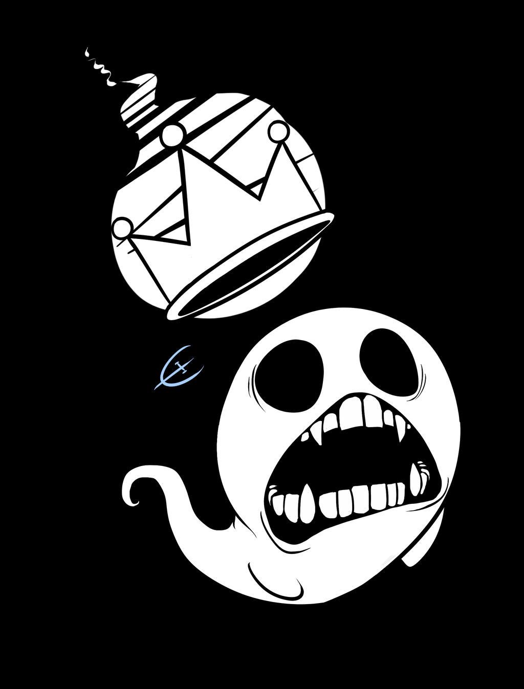 Ghost by efrejok