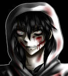 Jeff the killer- Just go to sleep