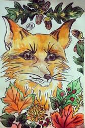 Foxy by Arsenid