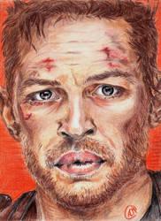 Max Rockatansky (Tom Hardy) by Arsenid