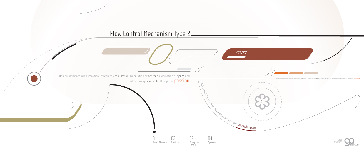 Flow Control Mechanism Type 2 by scottrenevejr