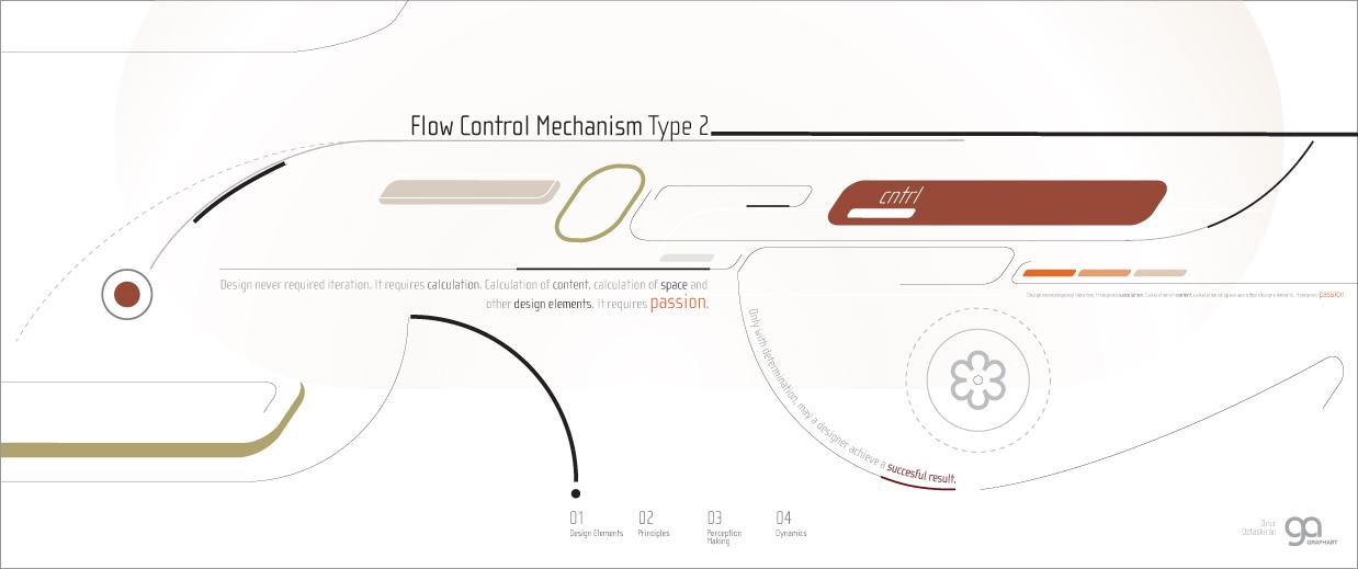 Flow Control Mechanism Type 2 by scottrenevejr