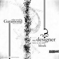 Onur Ft. Garamond Typeface by scottrenevejr