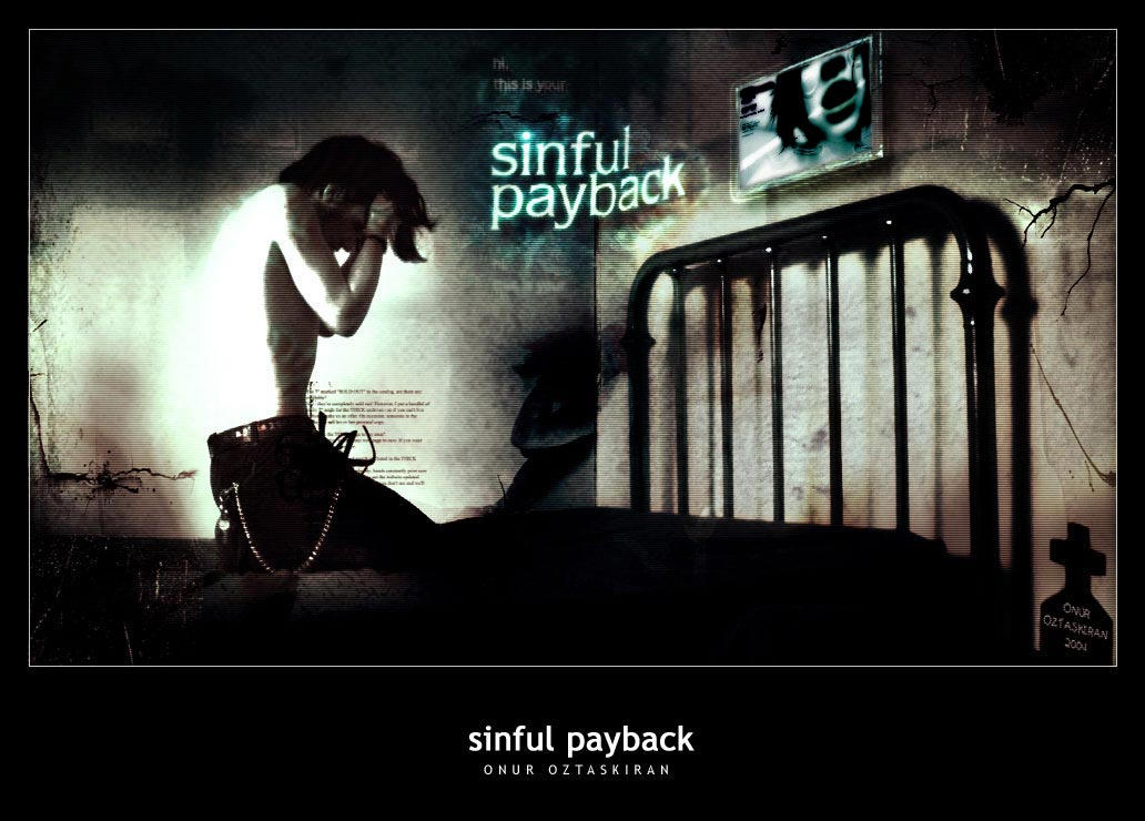 Sinful Payback by scottrenevejr