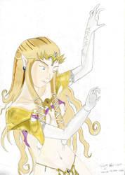 Zelda Nude III the trilogy of legend by shotdeath-returns