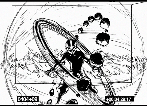 Avatar Animatic 2 by rick0404