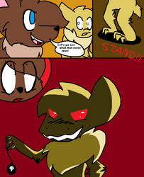 Hypno's Honor - Chapter 1 - Page 4 by LucianTheDemon