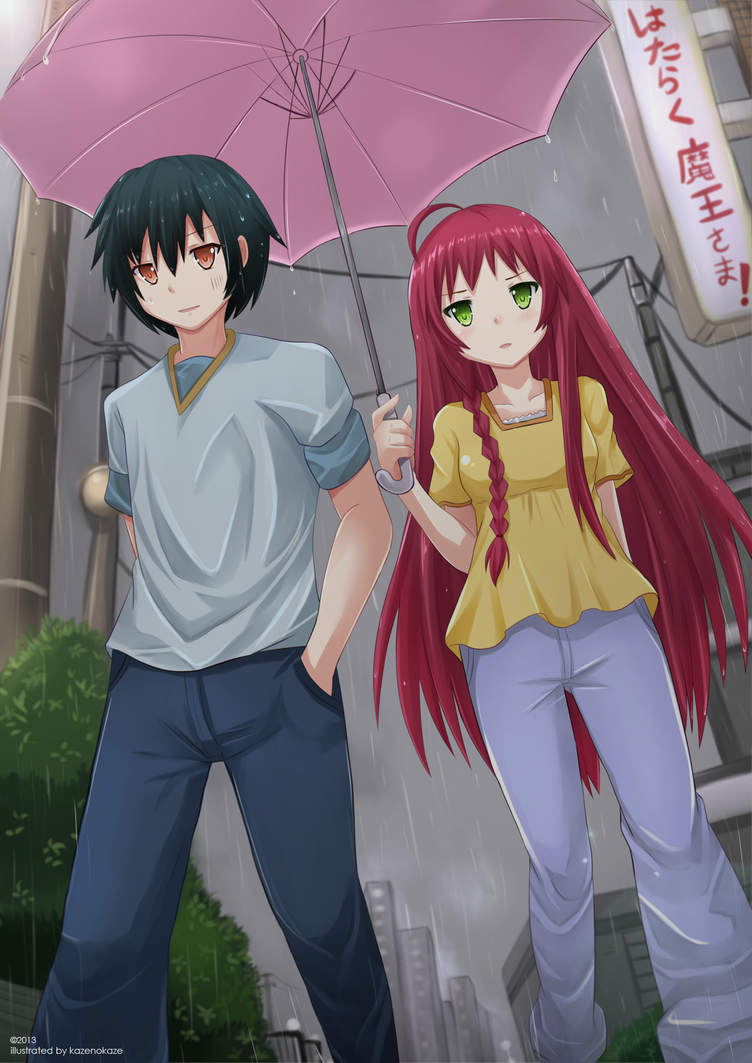 maou and emi relationship trust