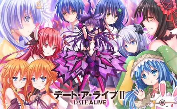 Date A Live 2 by Kazenokaze