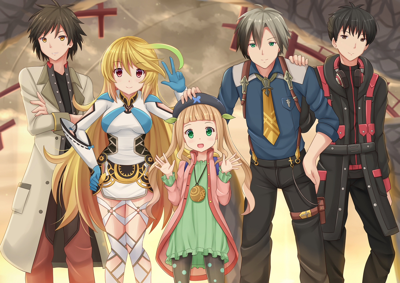 COM2015 - Tales of Xillia 2 by Kazenokaze