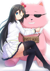 Free Hugs~ by Kazenokaze