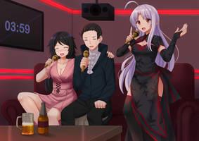 COM2018 - Karaoke by Kazenokaze