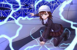 COM2019 - Misaka Mikoto