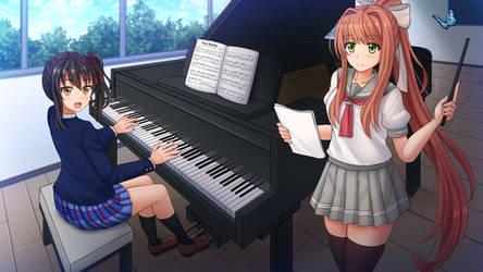 COM2020 - Hasuki x Monika