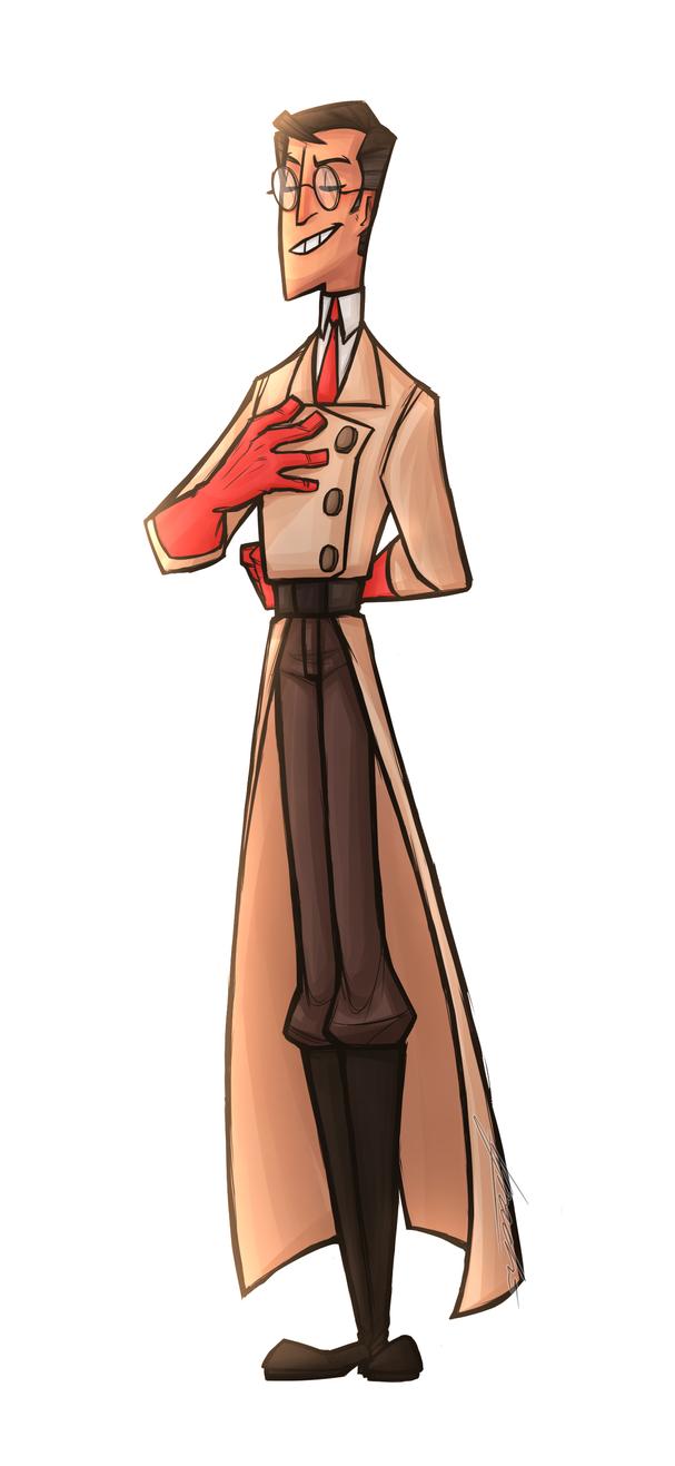 I am the Medic by Nara-chann