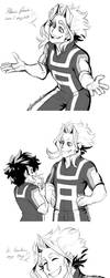 What is Toshi were young again? by Nara-chann
