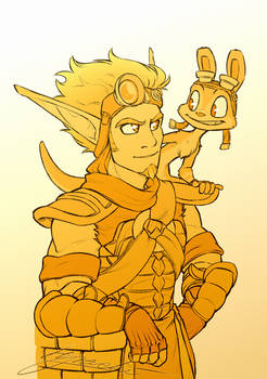Jack And Daxter 3