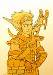 Jack And Daxter 3 by Nara-chann