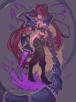 PurpleFlat WIP by NumNuts-EQ