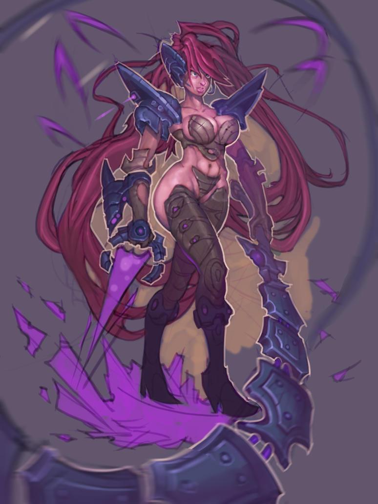 PurpleFlat WIP by numaire