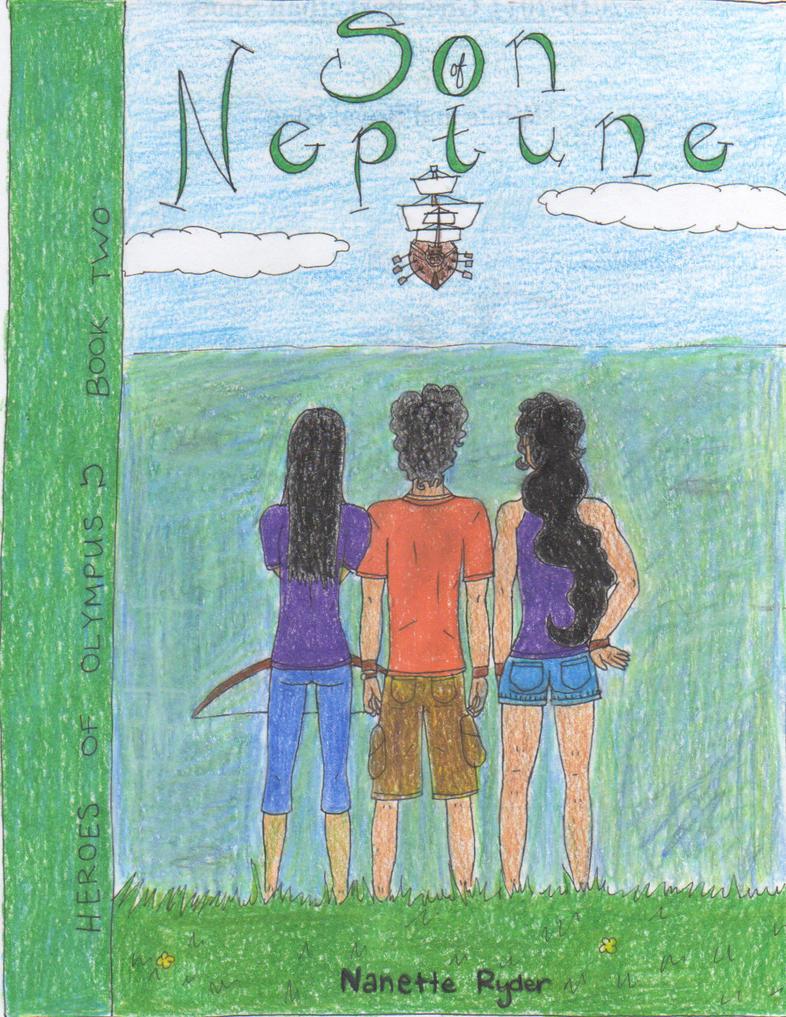 Son of Neptune by NanetteRyder on DeviantArt