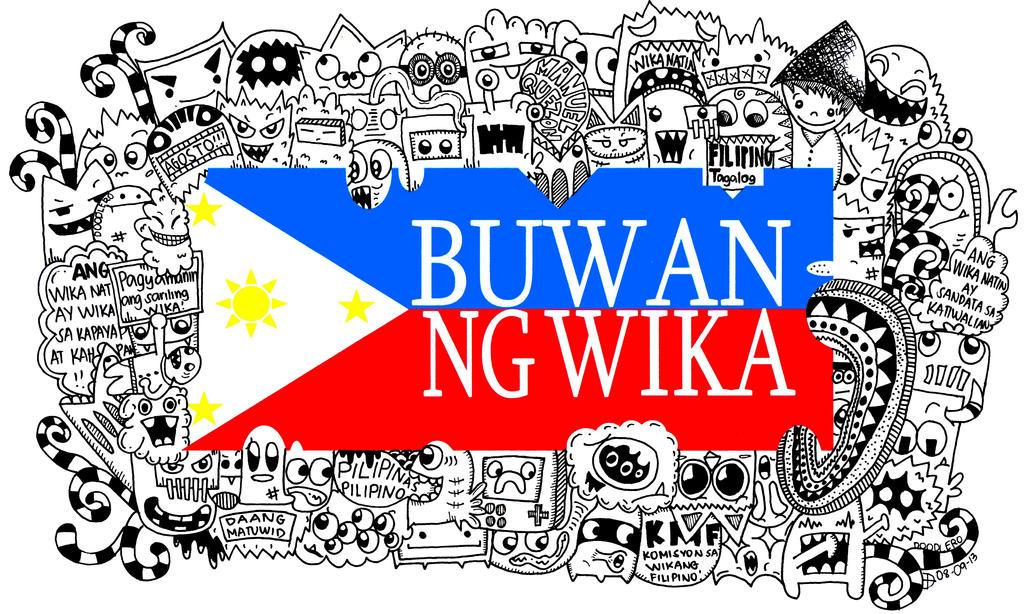 BUWAN NG WIKA by doodleroBuwan Ng Wika 2014 Tula