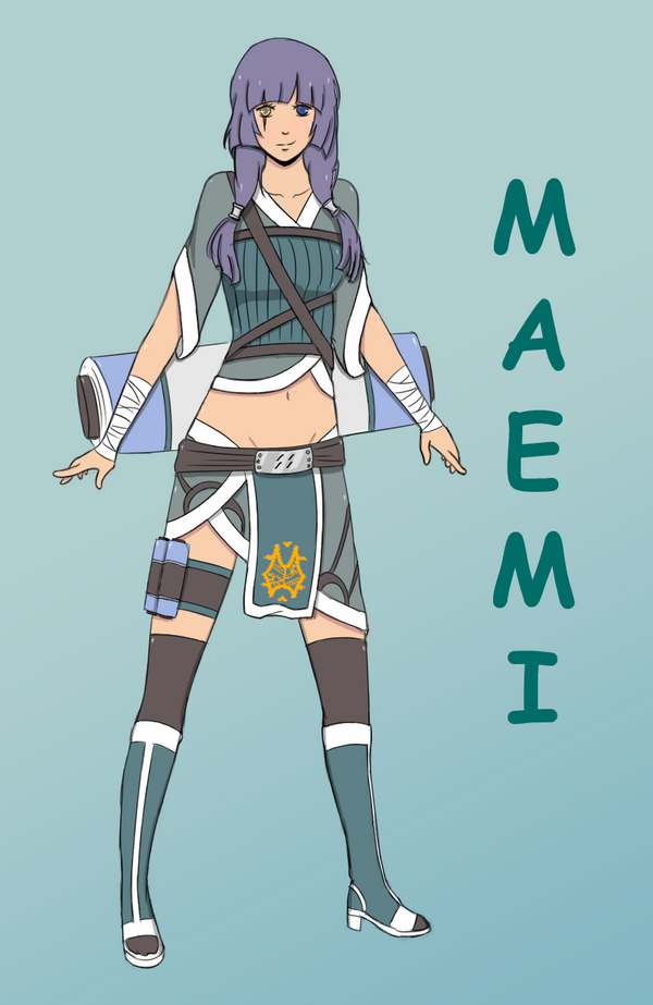 CE : Maemi by hayden-desu