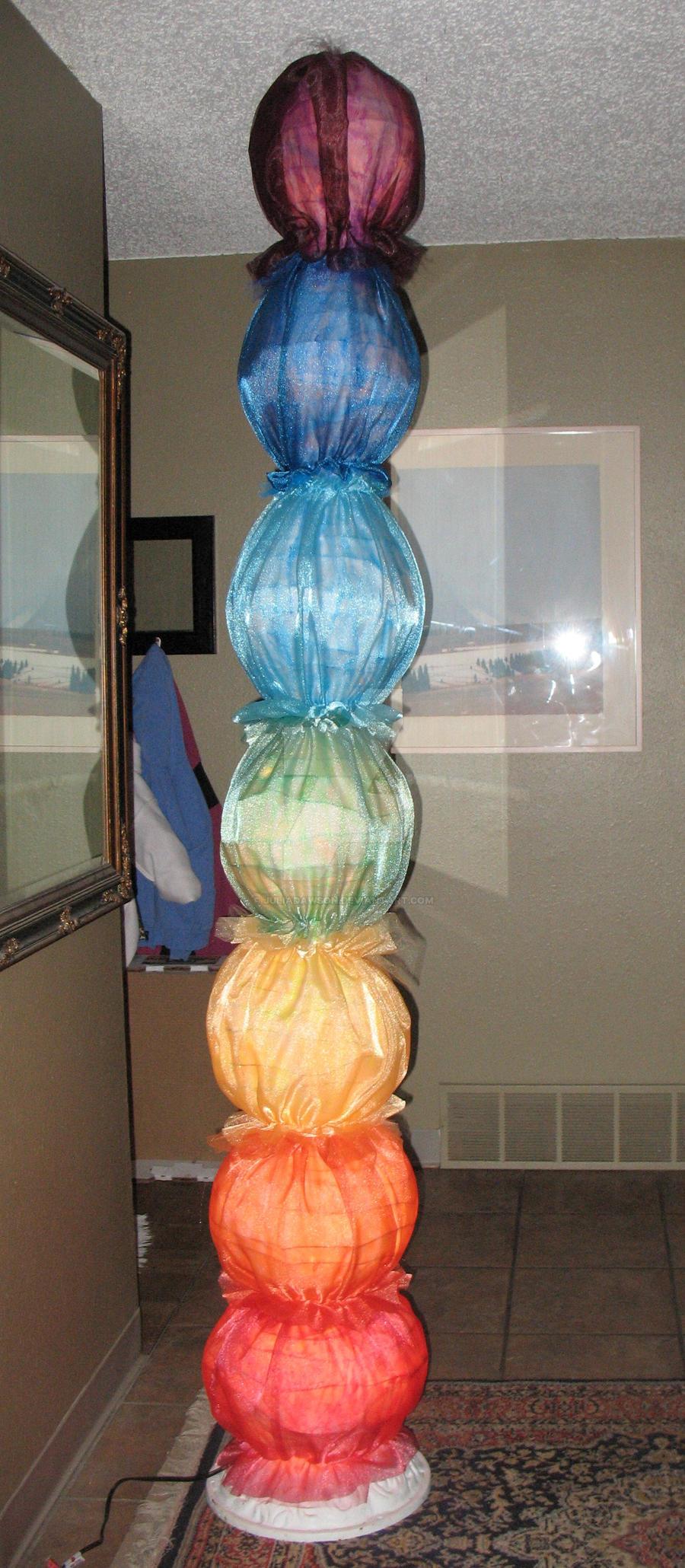 Chakra Lamp by JuliaDawson on DeviantArt