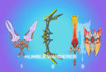 [CLOSED] - Sword Set