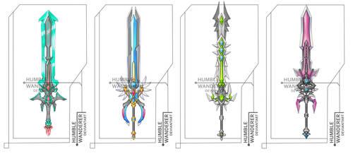 [OPEN] Sword Set
