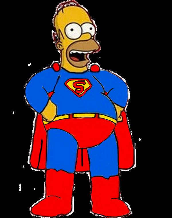 SuperHomer by darthraner83