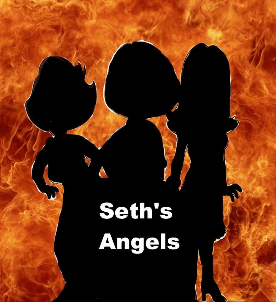 Seth's Angels by darthraner83