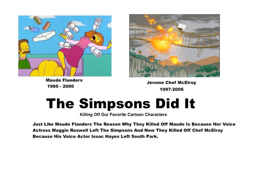 The Simpsons Did It by darthraner83