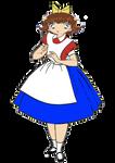 Laura Haruna in Wonderland