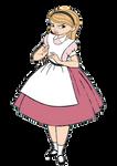 Penny Peterson in Wonderland