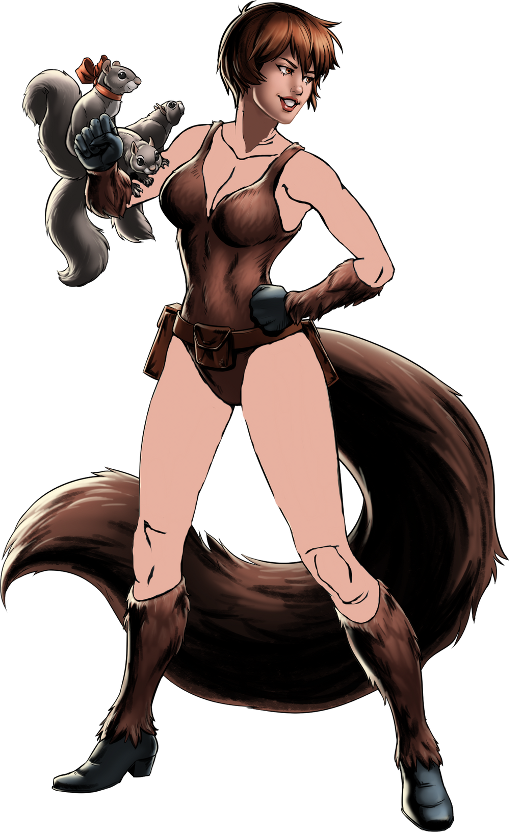Spy girl marvel naked that would