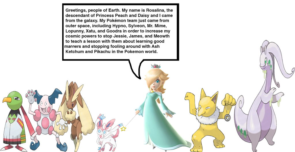 Rosalinas pokemon team by darthraner83 on deviantart rosalinas pokemon team by darthraner83 m4hsunfo Choice Image