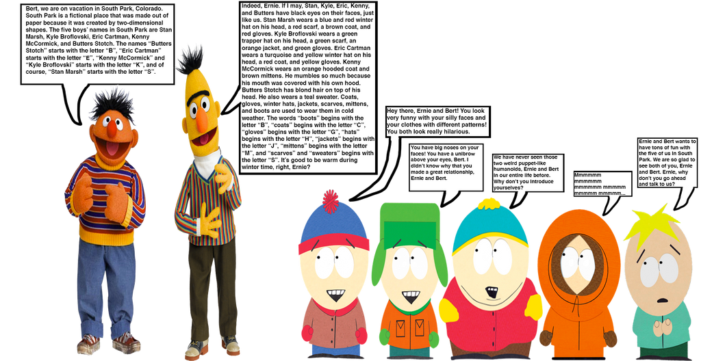 d2c30f8587fbb The Boys meets Ernie and Bert by OptimusBroderick83 on DeviantArt