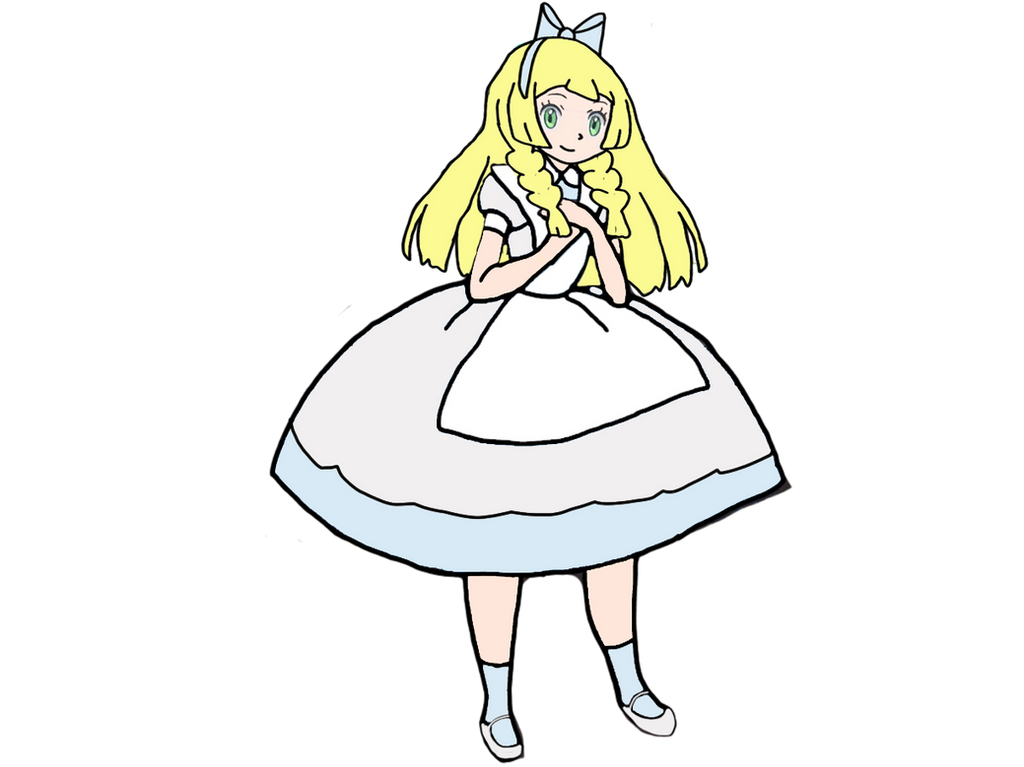 Alice Parachute Dress Deviantart: Lillie's Parachute Dress By Darthranner83 On DeviantArt