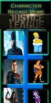 Toon League recast