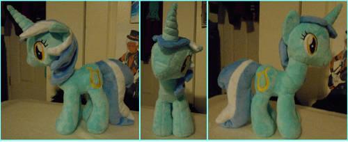 MLP: Lyra Plush 2 Art Trade